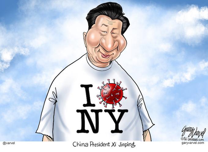 Loves NY to Death