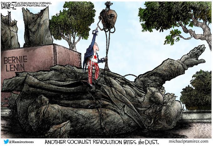 Socialist Down!