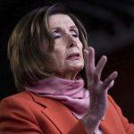 Pelosi Caves, Freedom Prevails!