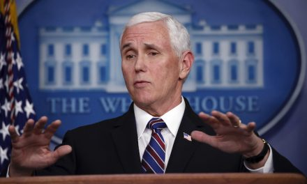 GOP Lawmaker Sues to Give Pence 'Exclusive Authority' to Overturn Election Results