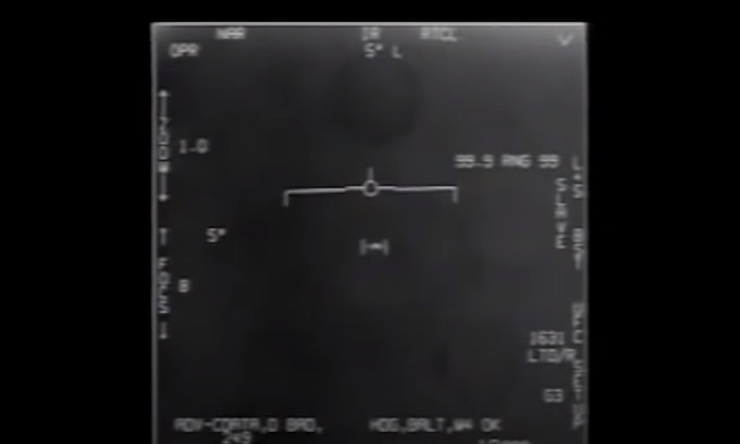Pentagon formally releases Navy UFO videos