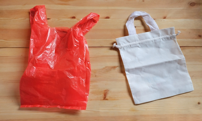 Californians learn that reusable bags are dirtier than plastic