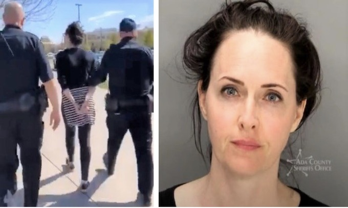 Woman Arrested After Moms 'Playdate Protest' Over Idaho Stay At Home Order