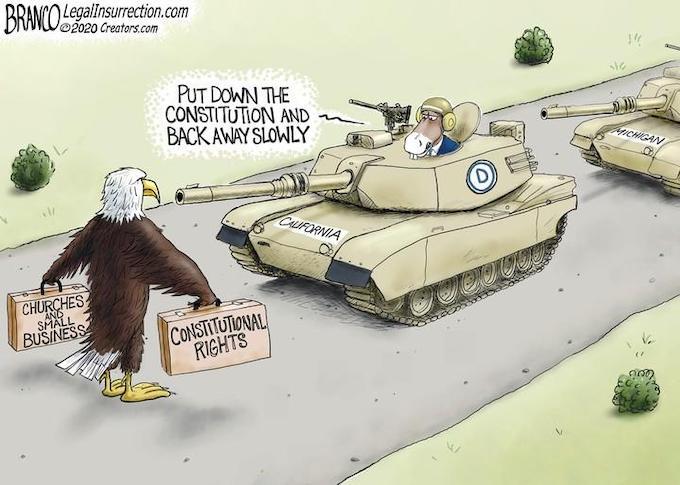 Democrat Coup!