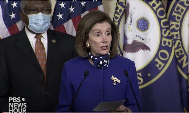 Pelosi Proves Democrats Can Still Sink Lower