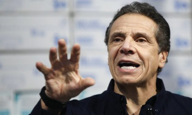 Cuomo applauds AG James for filing suit against NYPD over handling of BLM protests