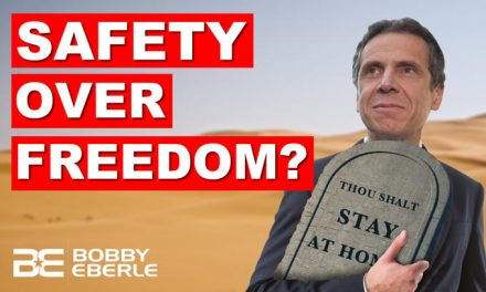 Andrew Cuomo's NUMBER ONE Coronavirus Rule: Safety over Freedom. Is he right?