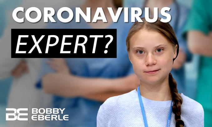 Greta Thunberg, Coronavirus Expert? CNN thinks so!