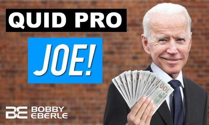 SHOCKING: Leaked Joe Biden Audio Reveals Ukraine Quid Pro Quo