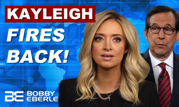 Isn't she the best? Kayleigh McEnany fires back at Chris Wallace, leftist reporters