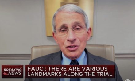 Fauci Flip: 'prolonged' stay-at-home orders could have 'irreparable damage'