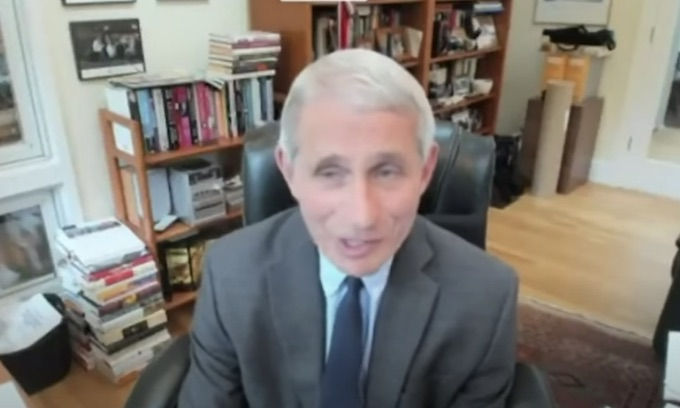 Fauci says George Floyd protests provide 'perfect recipe' for new coronavirus surges