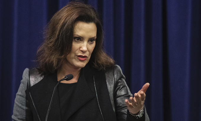 Whitmer: I had a 'conversation' with Biden campaign about vice presidency