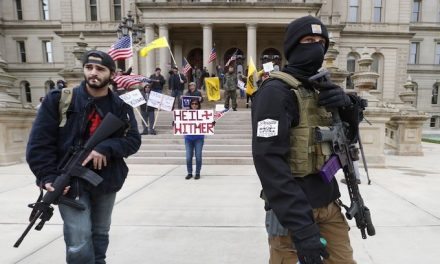 Michigan Gov. Gretchen Whitmer wants to ban guns from state Capitol after coronavirus lockdown protests