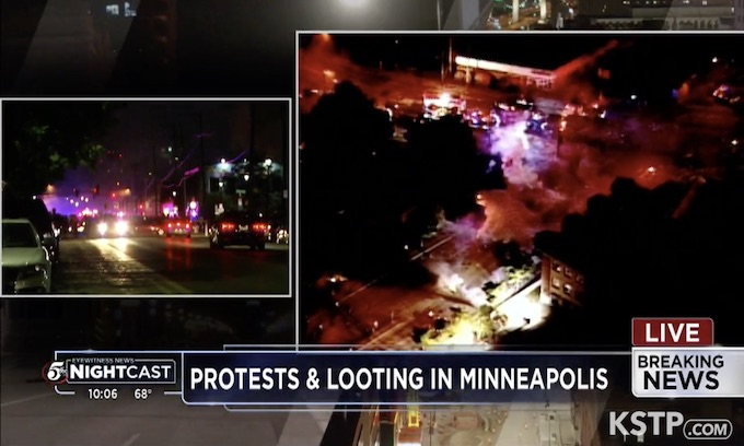 Rewriting the riots in Minneapolis?