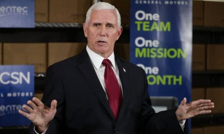 Pence: Citation for small church service 'beyond the pale'