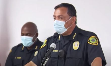 Houston police chief tells President Trump to 'keep your mouth shut'