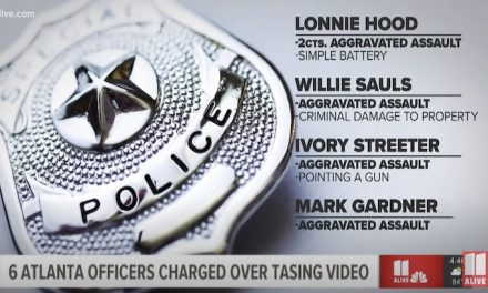 6 Atlanta officers charged after accusations of excessive force