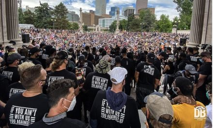 Broncos Kareem Jackson marched with Black Lives Matter and has Covid 19