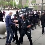 57 members of Buffalo police riot response team resign following incident caught on camera