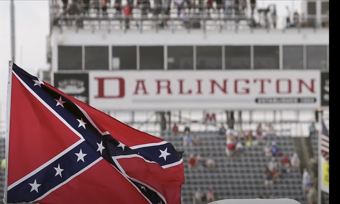 NASCAR bans Confederate flag from all events