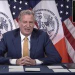 9,000 NYC workers to be furloughed: Mayor de Blasio
