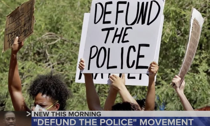 Austin cuts police budget by 1/3 amid national 'defund' push