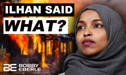 Seriously? Ilhan Omar says LAWBREAKERS 'Feel Terrorized' by National Guard