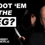 Sound Advice? Biden tells Police: 'When Being Attacked, Shoot 'em in the Leg'