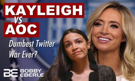 Kayleigh McEnany takes on AOC in DUMBEST Twitter war EVER! Guess who won?