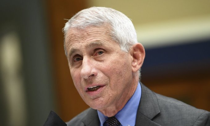 Study shows single dose of Pfizer vaccine 85% effective, Fauci says two doses still needed