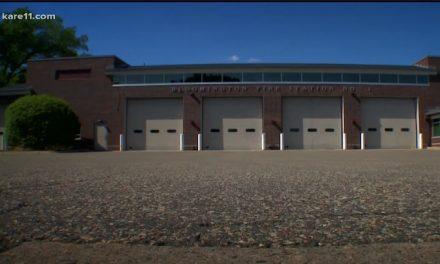 FBI investigating 'crude noose' in locker of black Bloomington firefighter
