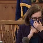 Oregon governor 'incredibly concerned' about violence in Portland today