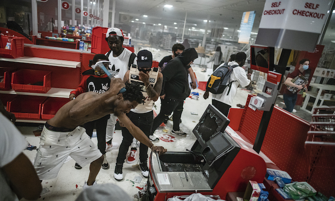Apple, Amazon, Walmart, Target close some stores over rioting; employees out of work