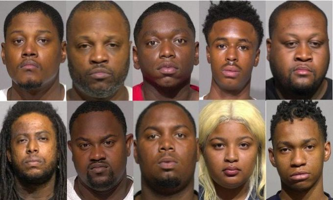 10 charged with burglary in connection with looting of Milwaukee stores during violent protests