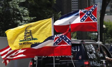 Mississippi flag: Replace Confederate symbol with 'In God We Trust'?