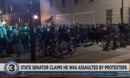Madison rioters tear down statues, attack Wisconsin Democrat state senator