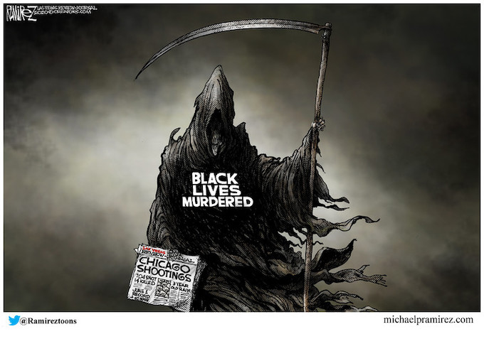 Murdered by Black Violence