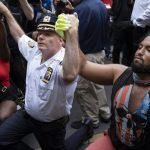 When Cuomo Isn't Blaming Trump He's Blaming The Cops for a riot he won't quell