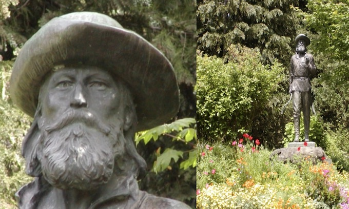 'White Conquest': Pioneer Statues at Univ. of Oregon Pulled Down, Damaged