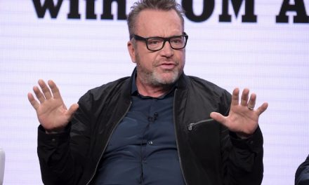 Tom Arnold seeks relevance? Calls for shooting of cops!