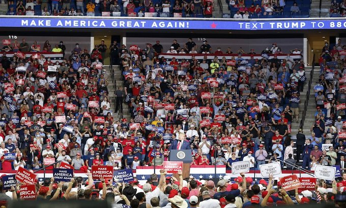 AOC celebrates TikTok users, K-pop fans credited with helping to sabotage Trump rally