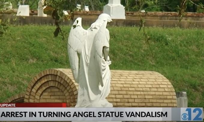 Even Angels Aren't Safe From Destruction