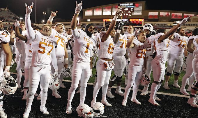 Football Players Demand UT's Fight Song, 'The Eyes of Texas' be Retired