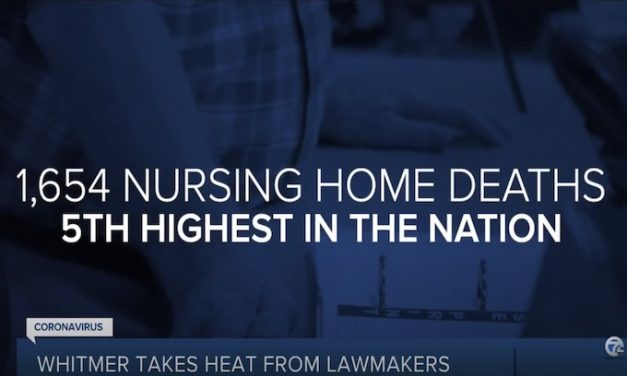 GOP lawmakers grill Whitmer on Michigan nursing home deaths at U.S. House hearing