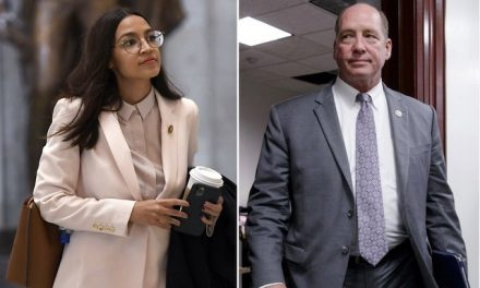 Updated: Ocasio-Cortez claims GOP lawmaker made sexist slur