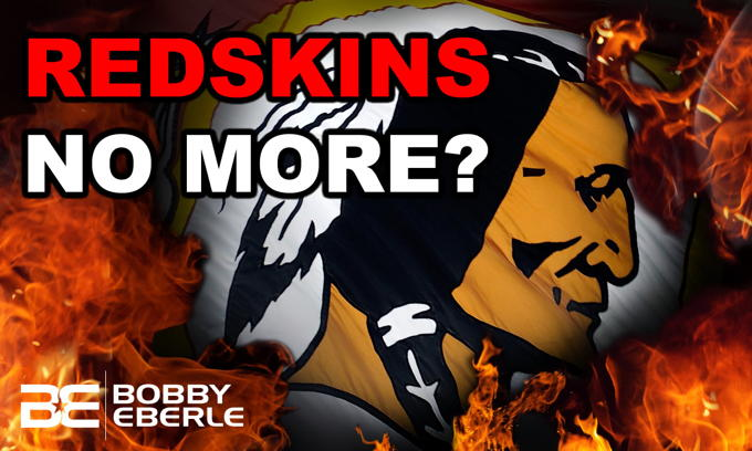 Redskins no more? Will Washington Redskins Cave to Woke Mob?