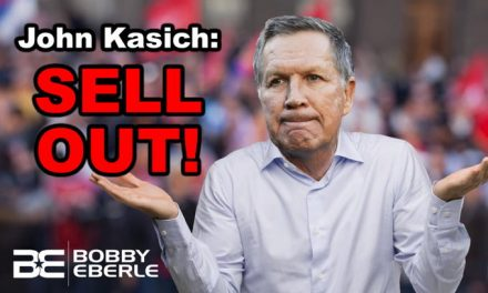 Sell out! John Kasich set to support Joe Biden at Democrat Convention