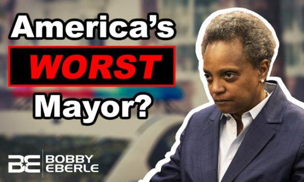Lori Lightfoot: America's Worst Mayor? Lightfoot calls police union president a 'clown'