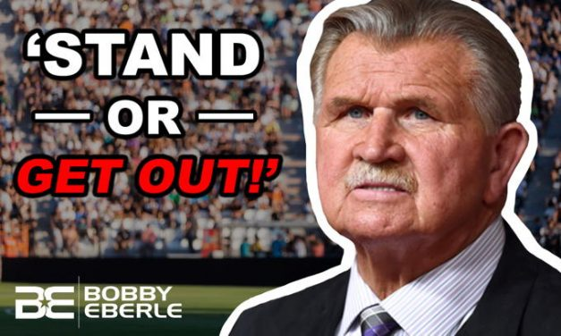 Mike Ditka to anthem kneelers: 'Get the hell out of the country!'